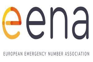 EENA 112 logo