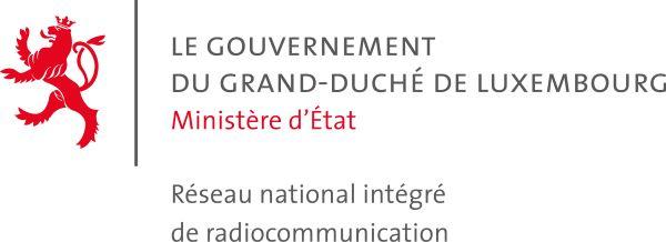 Ministere d'Etat, Grand-Duche du Luxembourg logo