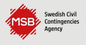 Swedish Civil Contingencies Agency logo
