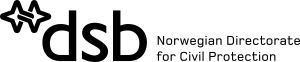Norwegian Directorate for Civil Protection (DSB) logo