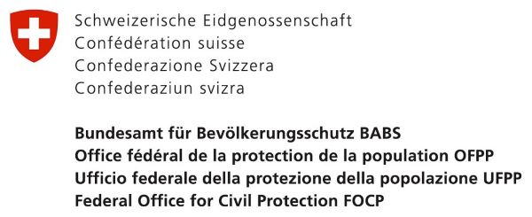 Federal Office for Civil Protection (FOCP) logo