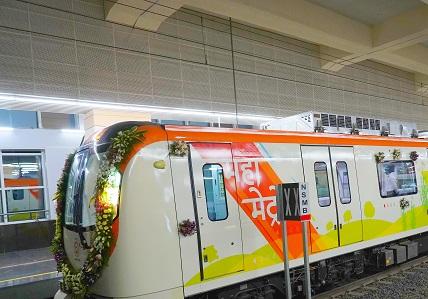 Nagpur Metro deploys DAMM TetraFlex Radio System