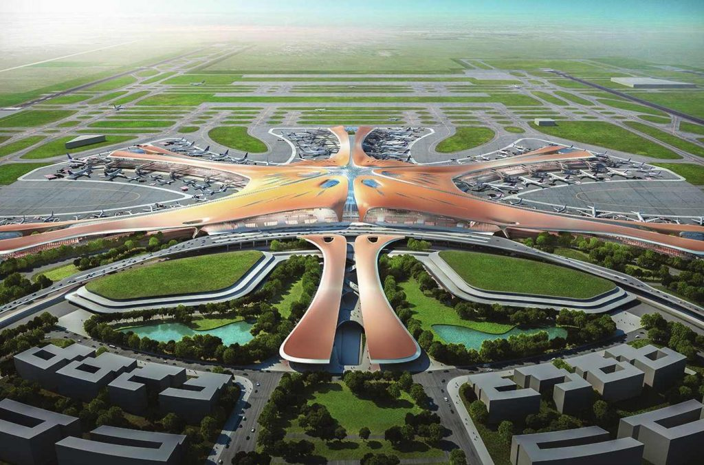 Second Beijing Airport To Be Equipped With Airbus Solutions