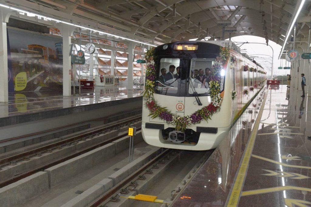 Nagpur Metro goes operational with Sepura TETRA terminals