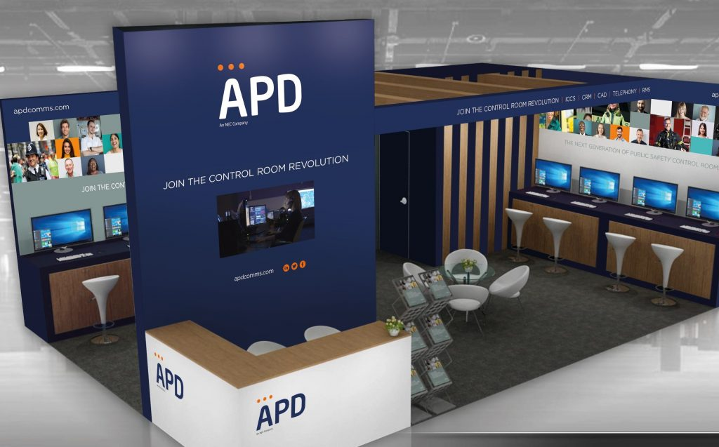 APD launches new brand and Asia push at global critical comms showcase