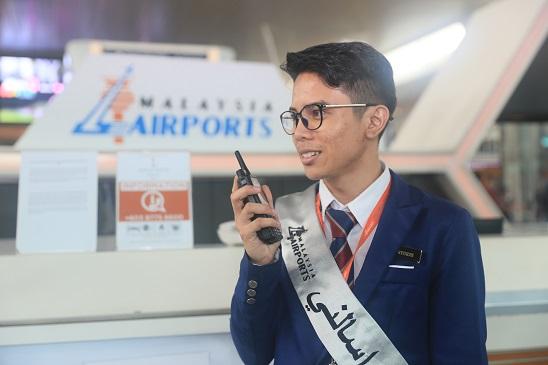 Malaysia Airports Keep Passengers Moving with Sepura SC2 Series TETRA Radios