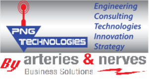PNG Technologies logo
