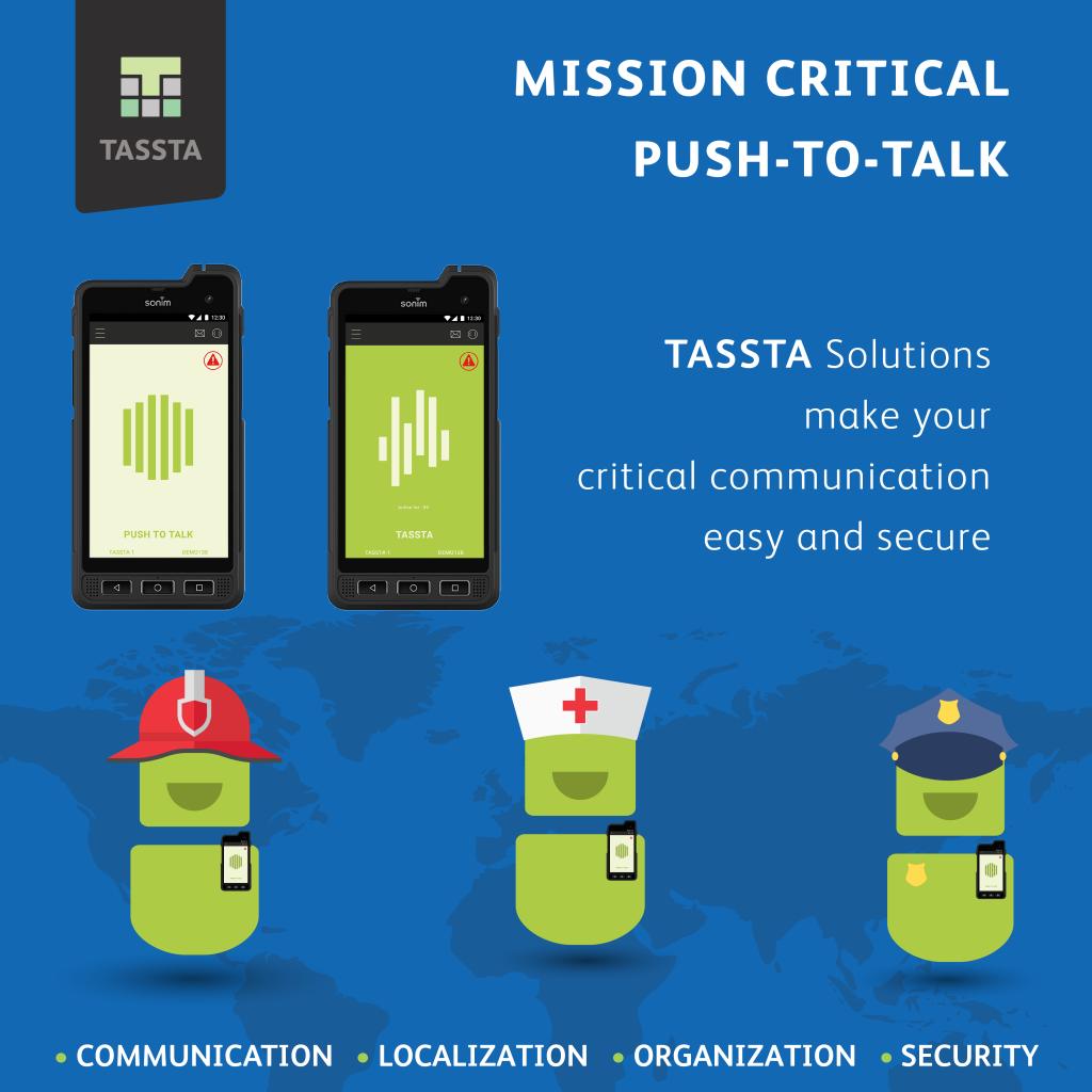 Critical communication expert TASSTA joins TCCA