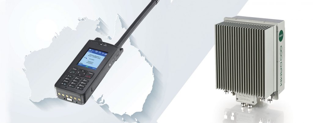 DAMM Australia obtains approved VHF TETRA frequencies