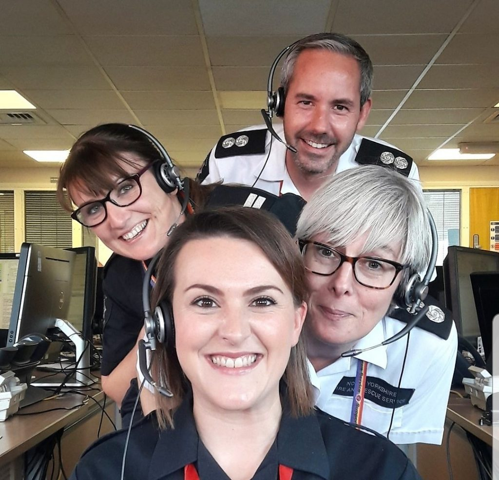 From Heathrow to St Helena, thousands join International Control Room Week
