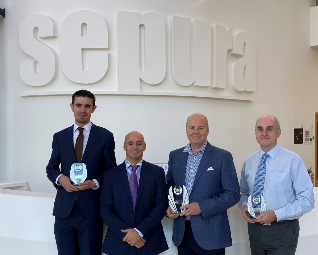 Sepura Receives the SHEA Global 2019 Business Better Award