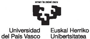 Universidad del Pais Vasco (UPV/EHU) logo