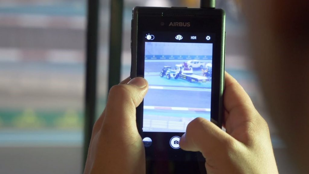 Airbus Supports Abu Dhabi F1 Grand Prix With Secure And Reliable Technology And Devices