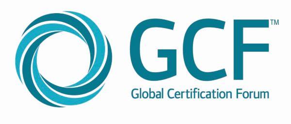 Global Certification Forum logo