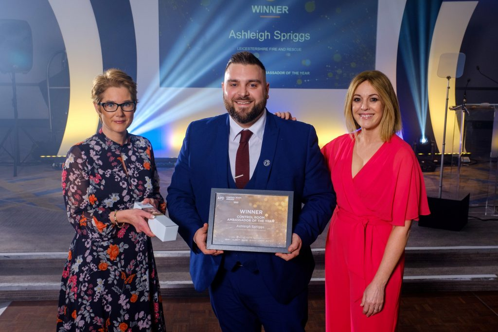 Control Room Awards celebrate inspirational unsung heroes