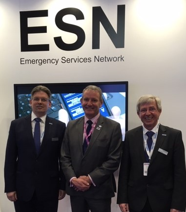 FREQUENTIS supports UK Home Office and Emergency Services in the transition to Emergency Services Network (ESN)