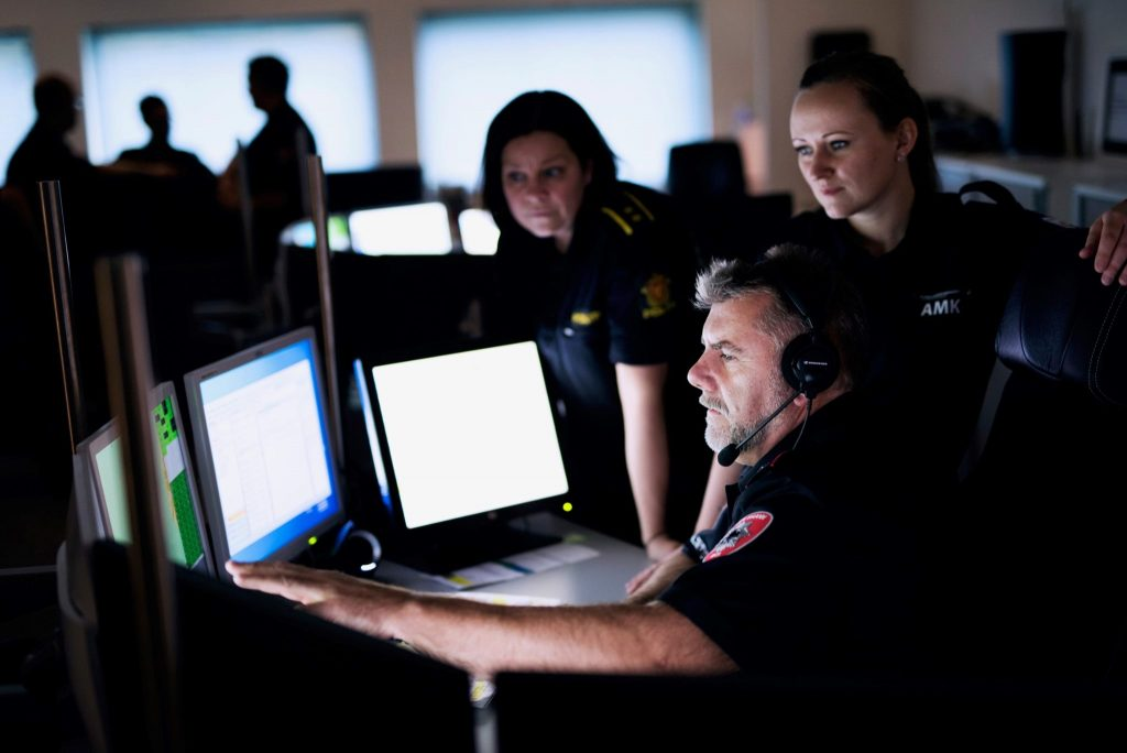 Virtual site acceptance test completed with Norwegian Public Safety Agencies