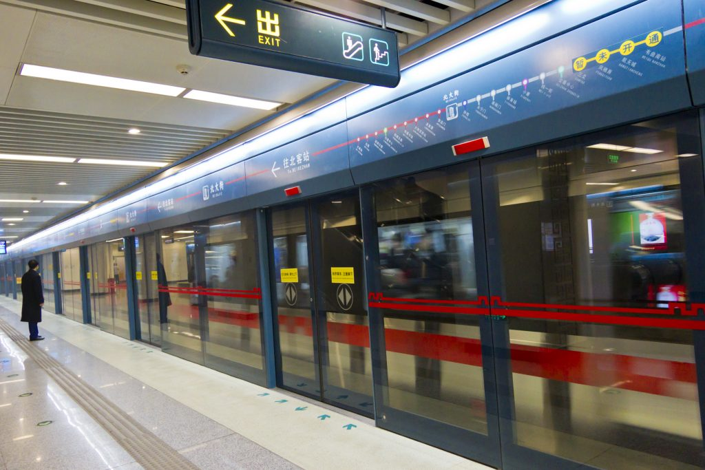 Three new Chinese cities rely on Airbus's secure communication technology for their metro lines