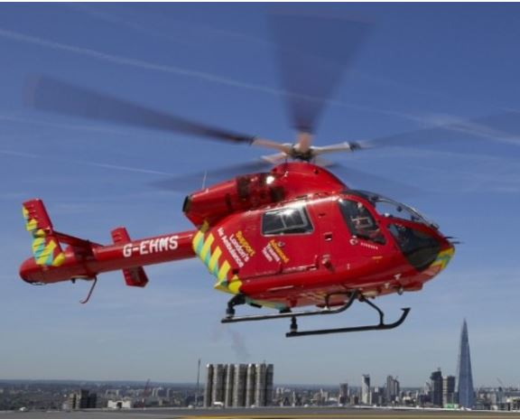 EE and Nokia to build the world's first 4G LTE Air-to-Ground network for emergency services