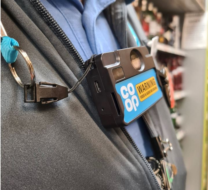 U.K.'s Largest Consumer Co-operative Leverages Motorola Solutions' Body-worn Video to Battle In-store Crime and Keep Employees Safe