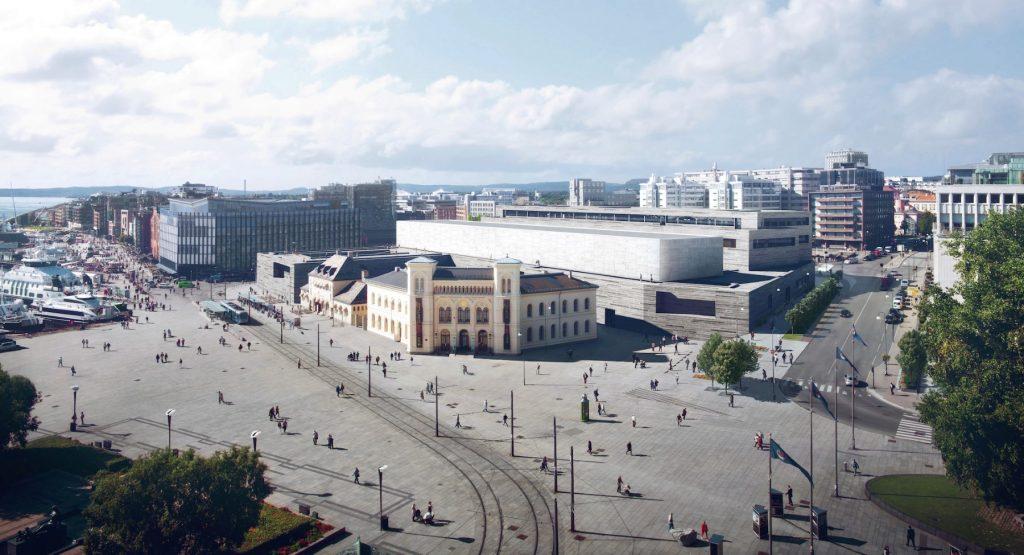 Norwegian Museum Enhance Situational Awareness with Sepura's Indoor Location Application