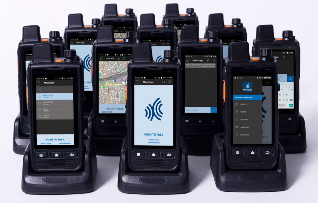 KONTEL becomes distributor of PrioCom critical communication solutions on 4G for Poland