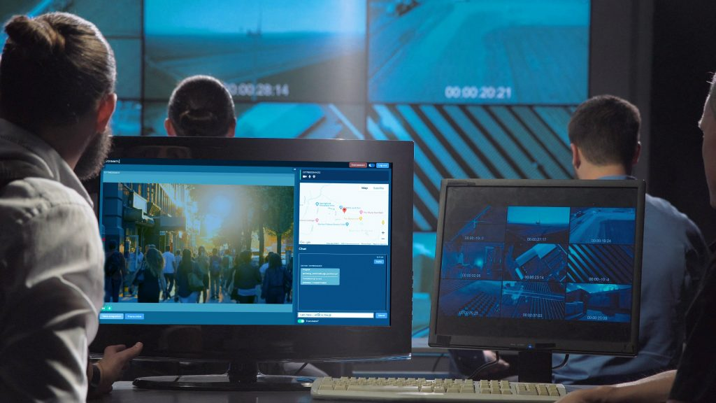 Streaming technology gives control room operators eyes on the ground at emergency incidents