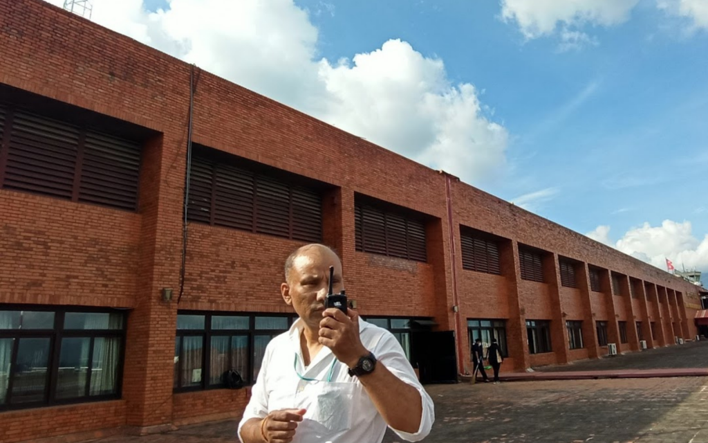 Gautam Buddha International Airport Deploys Sepura SC20 TETRA Radios