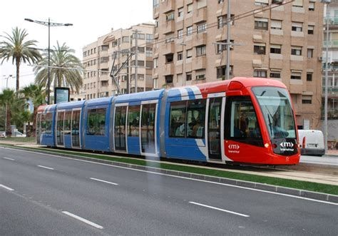 Airbus selected to update Murcia City's Tram communications network